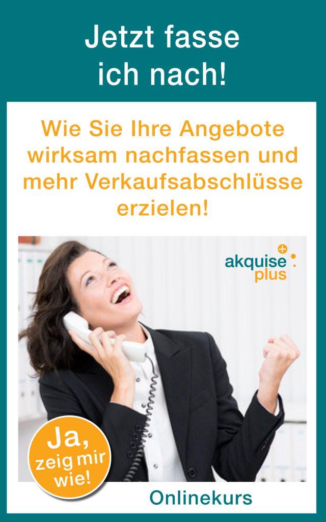 Telefonakquise In 3 Schritten Vom Angebot Zum Auftrag