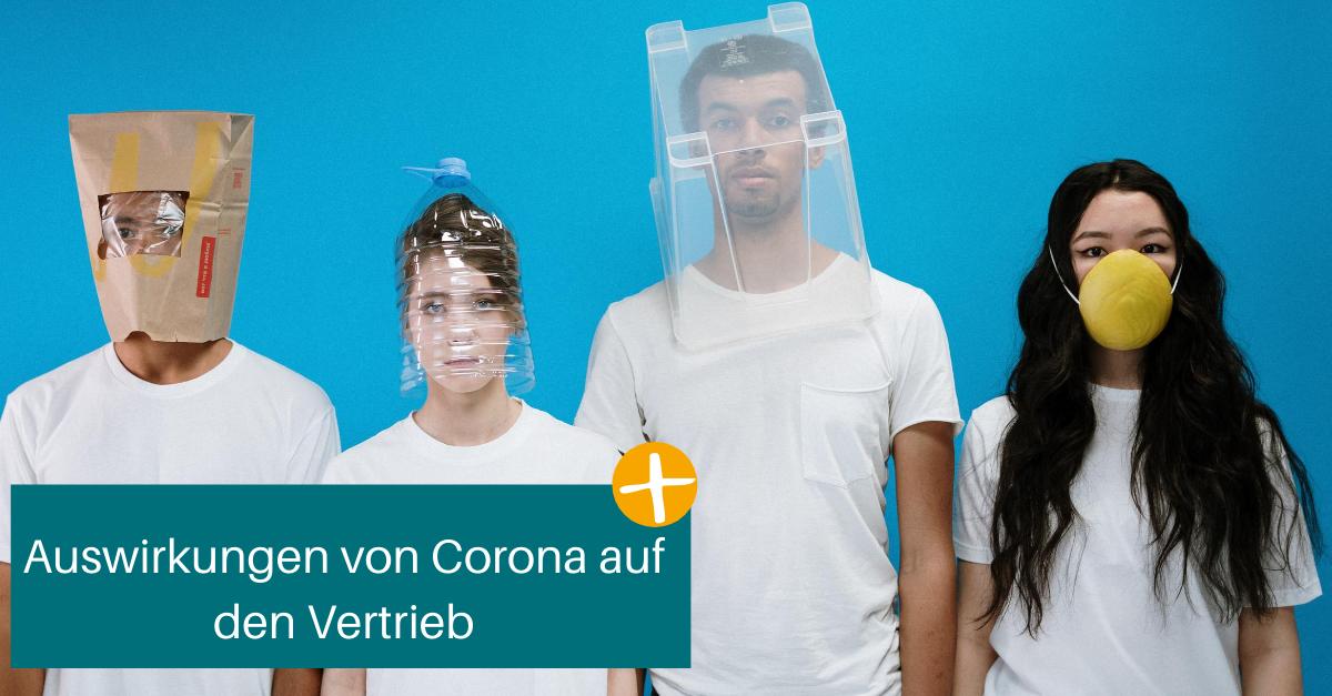Auswirkungen von Corona auf den Vertrieb