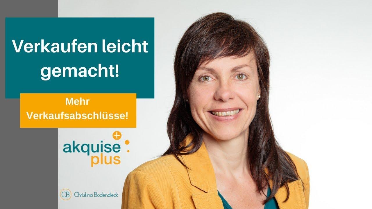 Christina Bodendieck Verkaufsmentorin